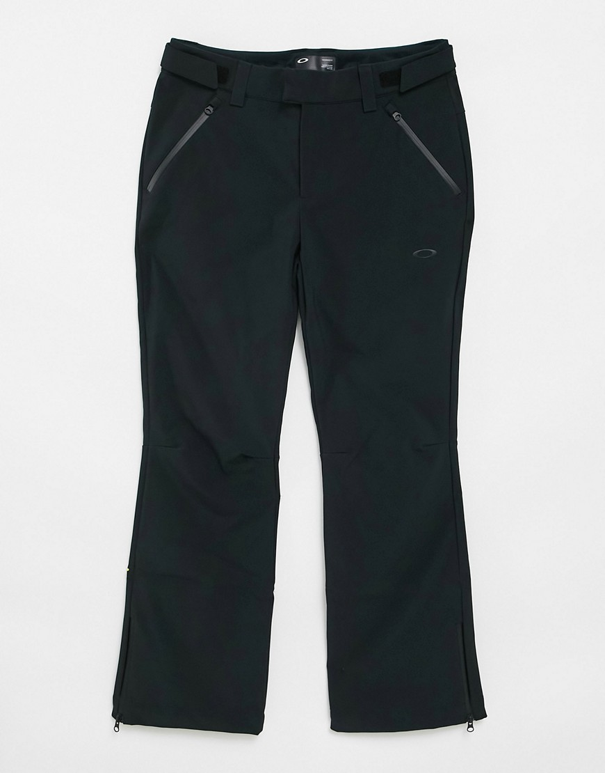 Oakley soft shell ski pant in black