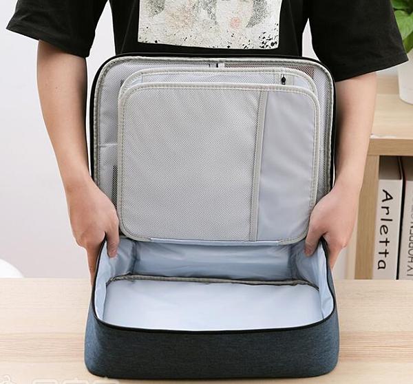 證件包 便攜多層證件包旅游多功能護照包旅行護照保護套收納包卡包【快速出貨八折搶購】