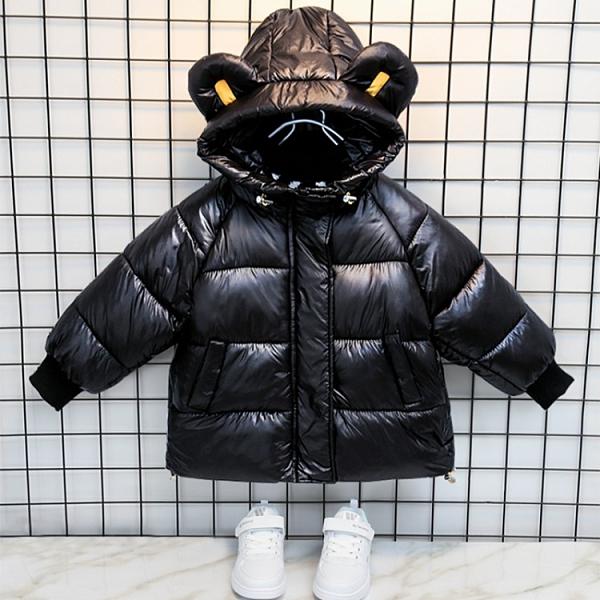兒童棉服男 男童冬裝棉衣外套2021新款韓版洋氣小兒童棉服帥氣寶寶加厚【快速出貨八折搶購】