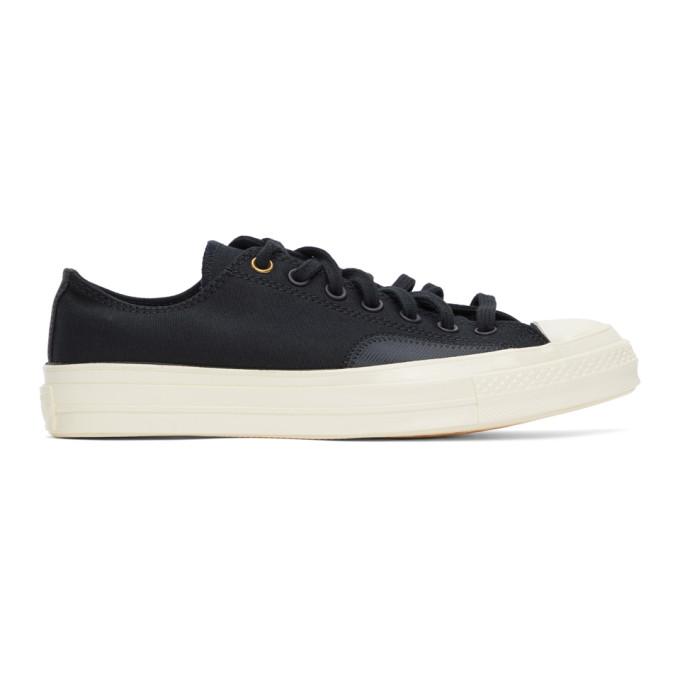 Converse 黑色 Clean N Preme Chuck 70 OX 运动鞋