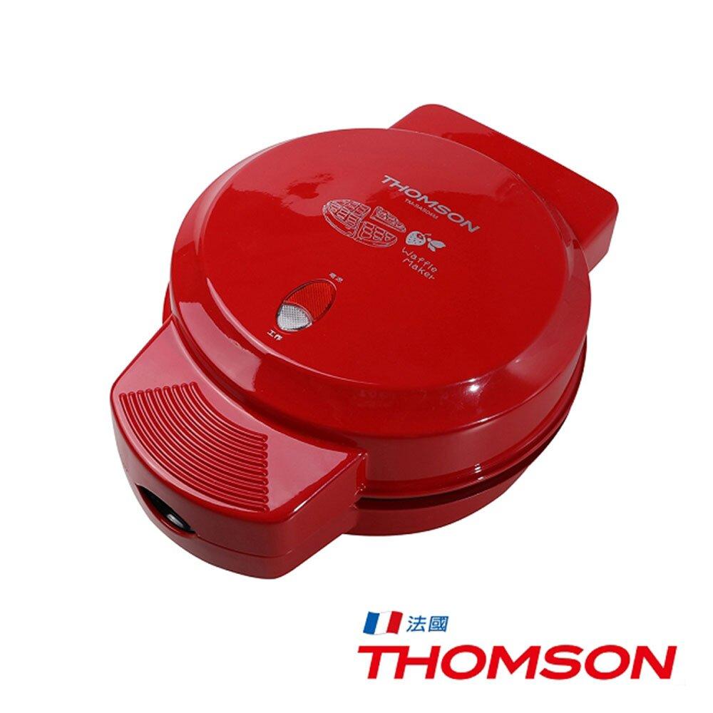 福利品 THOMSON 可替換烤盤鬆餅機 TM-SAS04M