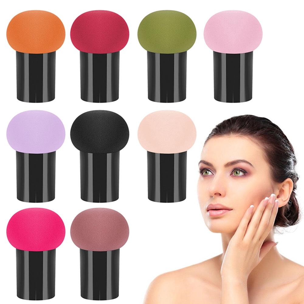 1pc乾濕兩用化妝海綿美容化妝工具
