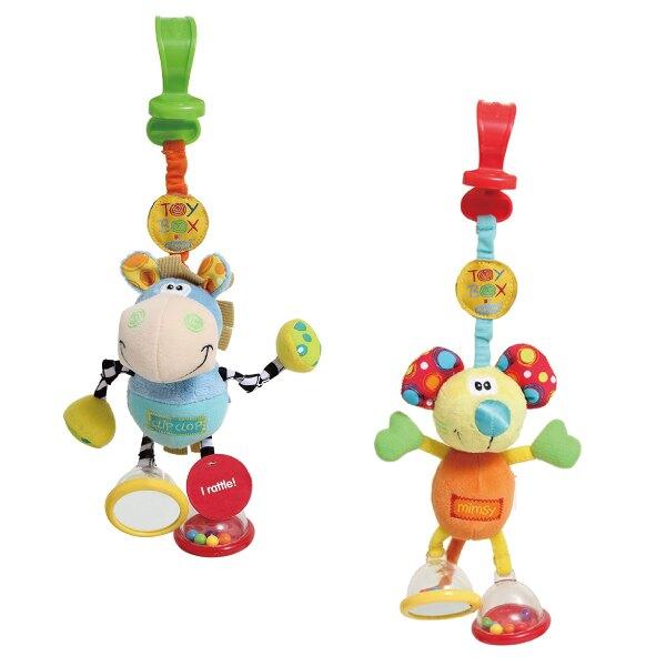 澳洲 PLAYGRO 叮噹吊飾玩具 (2款可選)