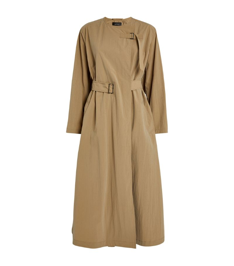 Isabel Marant Ilifawn Belted Trench Coat