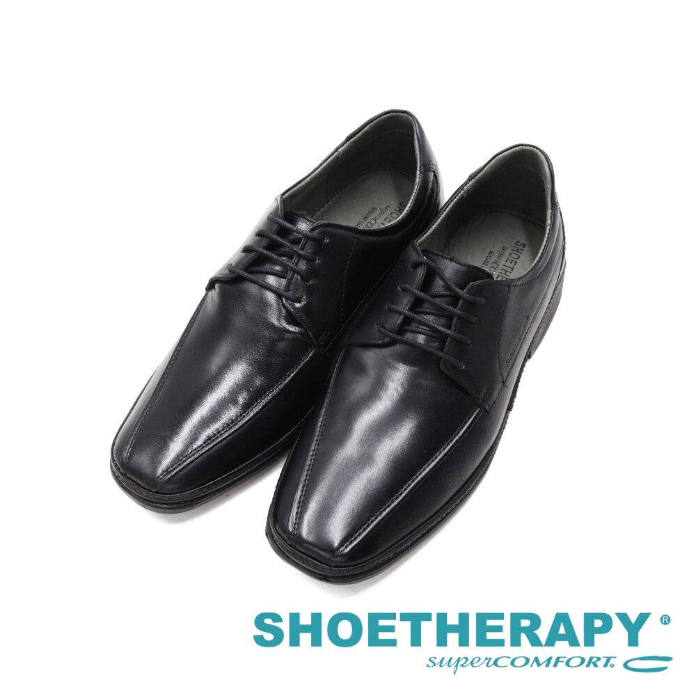 SAPATOTERAPIA巴西舒適直套式經典男鞋-黑