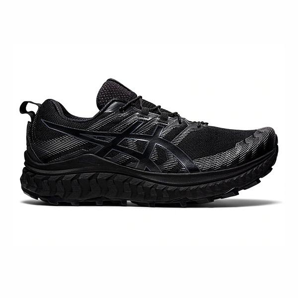 Asics Fujitrabuco Max [1011B028-002] 男鞋 運動 慢跑 透氣 緩衝 回彈 亞瑟士 黑