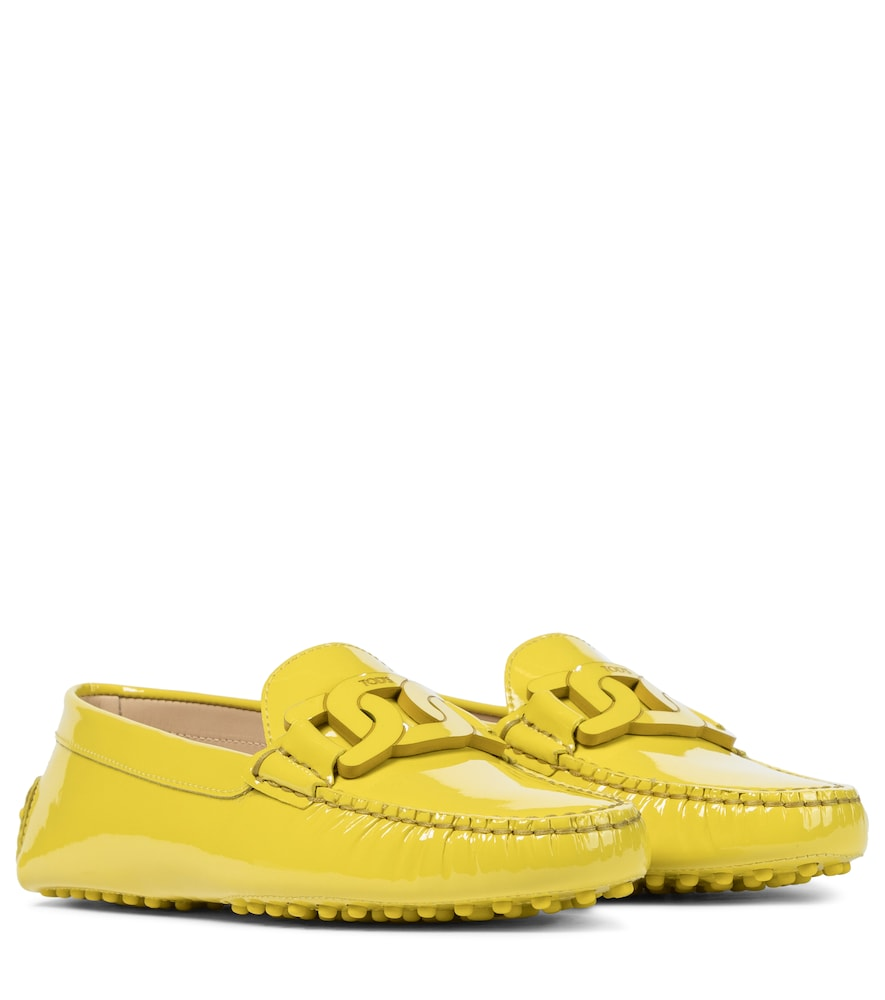 Kate patent leather loafers