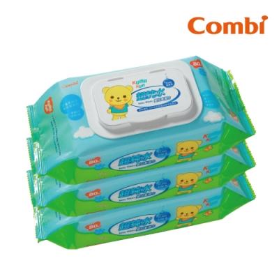【Combi】Malo 超純水嬰兒柔濕巾80抽促銷組