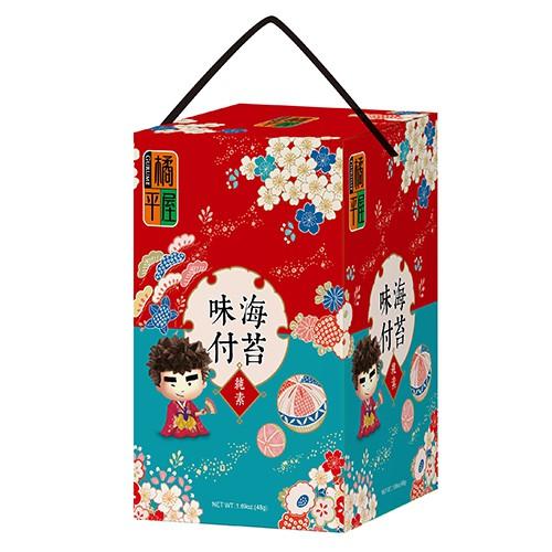 橘平屋味付海苔桶54束【愛買】