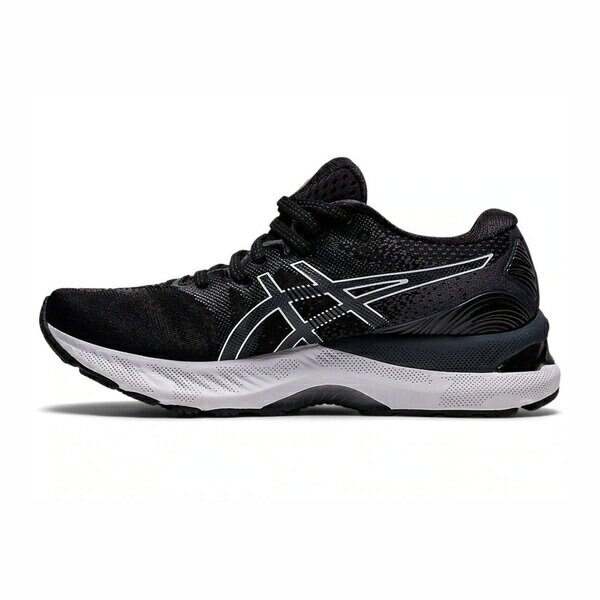 Asics Gel-nimbus 23(D) [1012A884-001] 男鞋 運動 休閒 慢跑 緩衝 亞瑟士 黑白