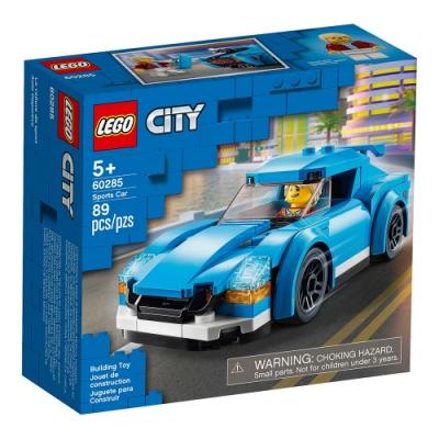 樂高LEGO 城市系列 - LT60285 跑車