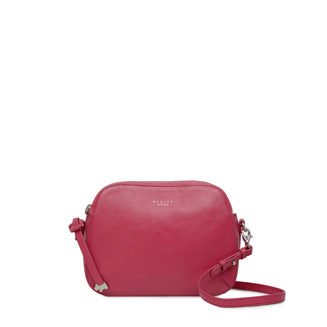 Dukes Place Medium Zip-Top Cross Body Bag