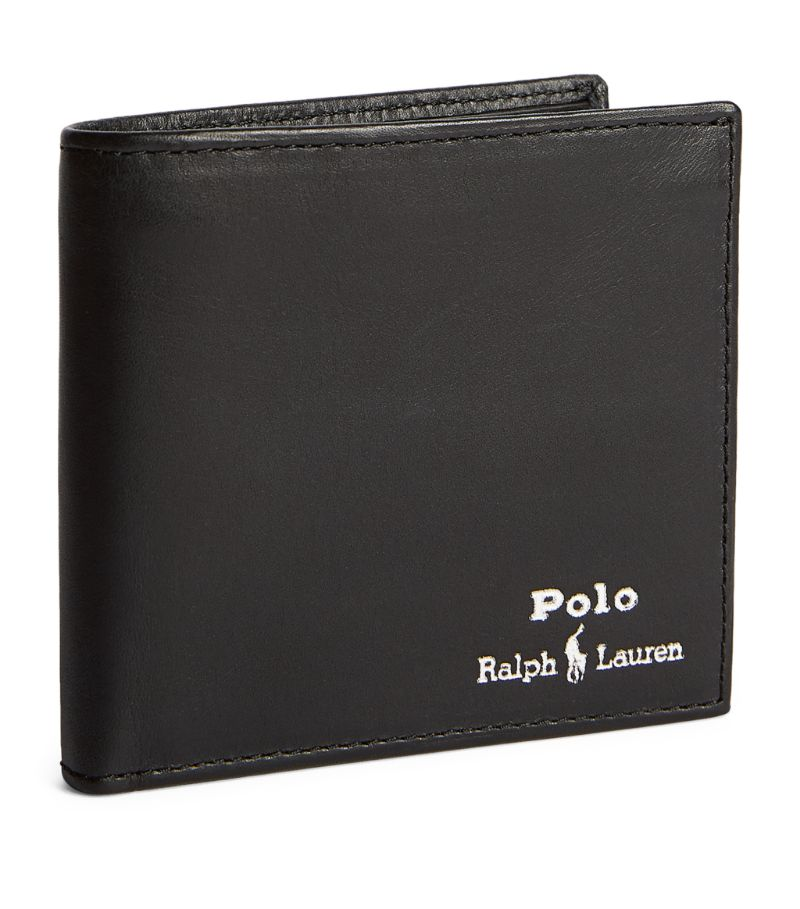 Polo Ralph Lauren Leather Bifold Wallet