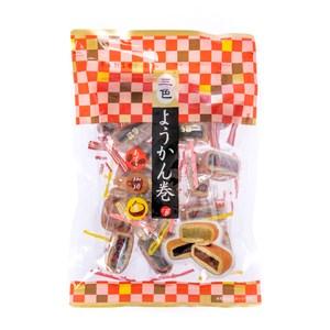 日本津山屋 - 三色羊羹捲180g