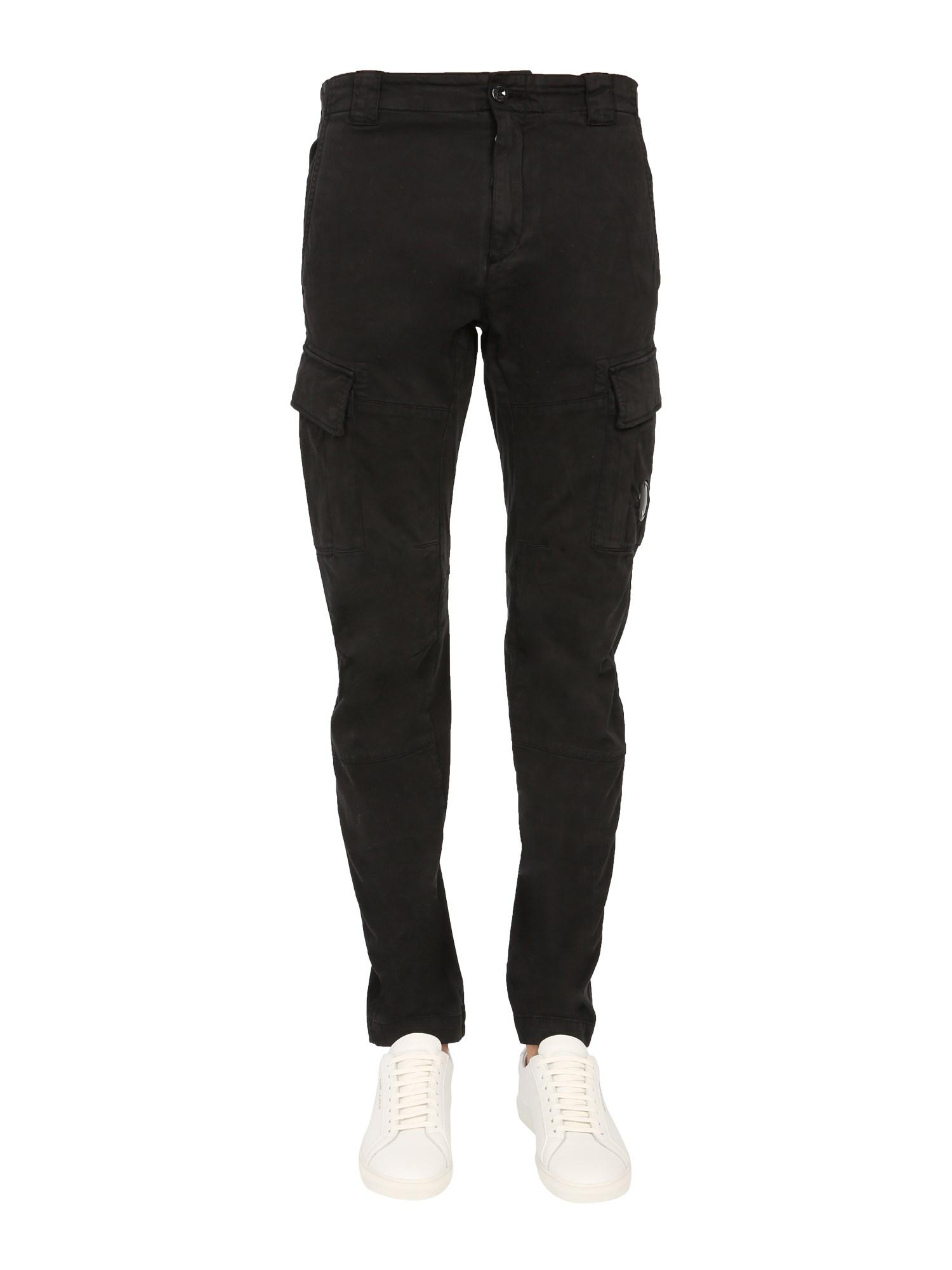 c.p. company pantalone cargo