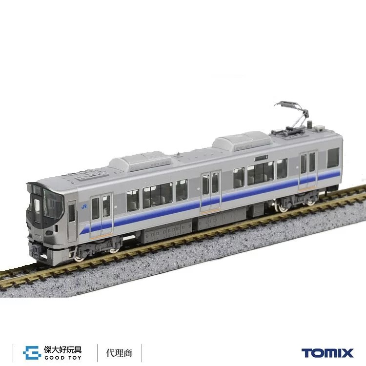 TOMIX 98242 近郊電車 JR 225-5100系 基本 (4輛)