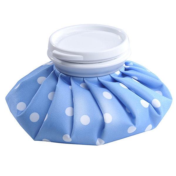 MUVA冰熱雙效水袋(6吋)-藍點/個【美十樂藥妝保健】