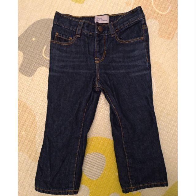 baby Gap 12-18M 寶寶牛仔褲