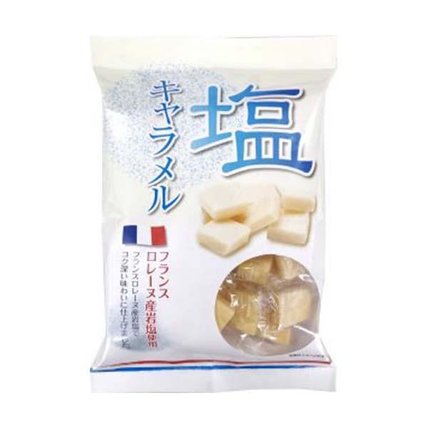 【豆嫂】日本零食 宮田製菓 鹽味牛奶糖(230g)