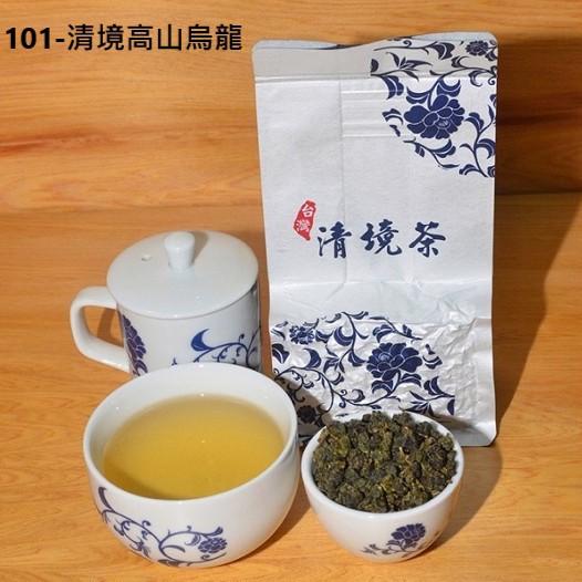信翰茶業 101-清境高山烏龍茶-清香型