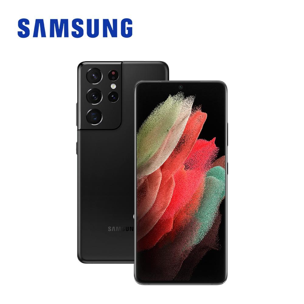 SAMSUNG Galaxy S21 Ultra 5G (12G/256G) 智慧型手機 星魅黑