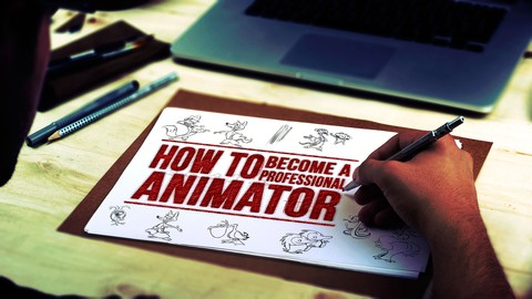Become a Professional Character Animator