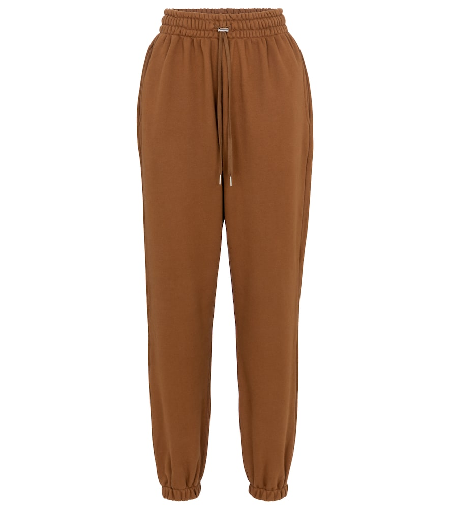 Exclusive to Mytheresa - Vanessa cotton trackpants