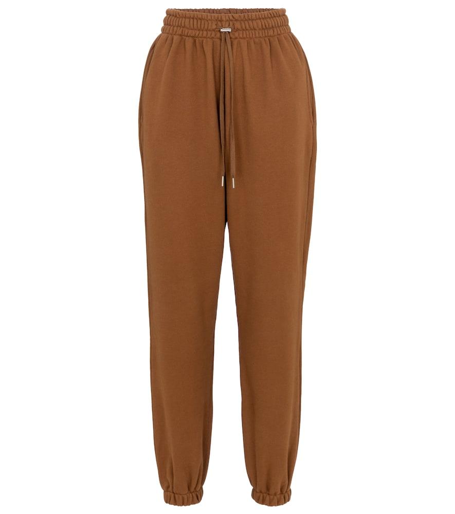 Exclusive to Mytheresa - Vanessa cotton trackpants