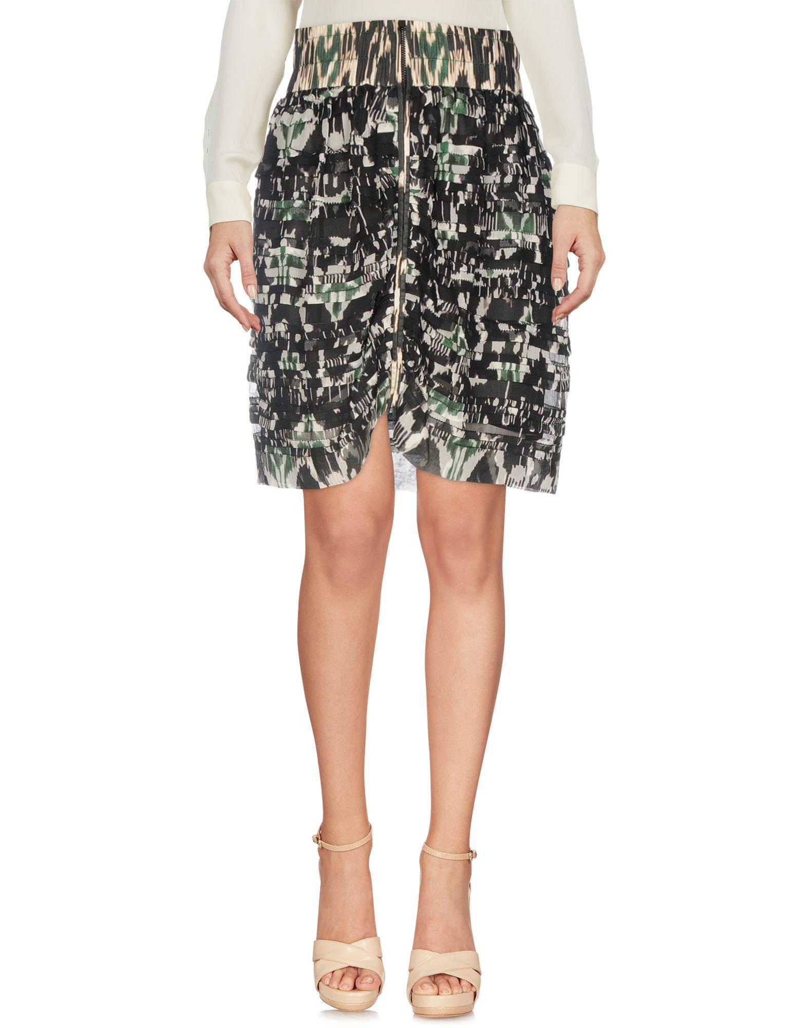 ISABEL MARANT Knee length skirts - Item 35368809