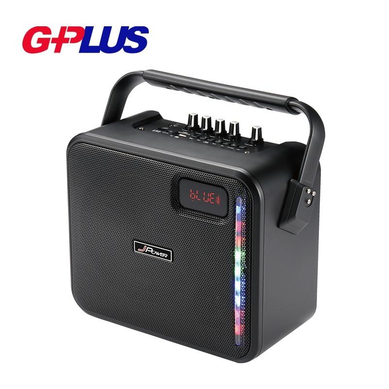 g-plus震天雷藍牙k歌機6.5吋鋰電版