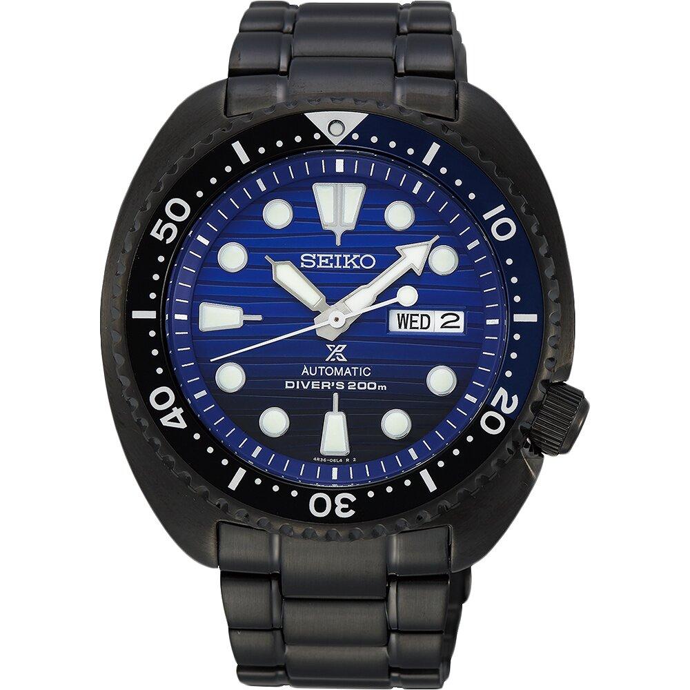 SEIKO 精工 Prospex SCUBA 潛水機械錶(SRPD11J1)-45mm 4R36-05H0SD