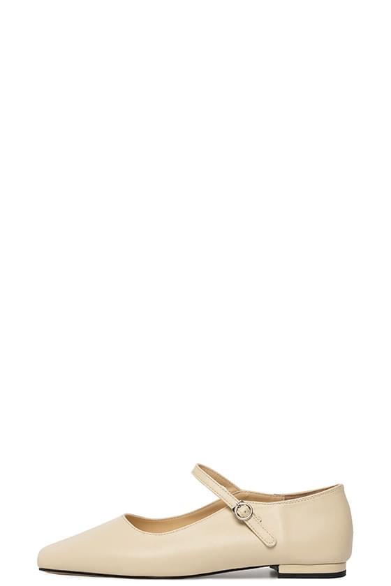 韓國空運 - Barbie Mary Jane Flat Shoes 平底鞋