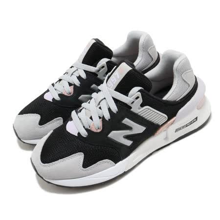 New Balance 休閒鞋 WS997JKQ B 運動 女鞋 紐巴倫 經典款 舒適 簡約 穿搭 麂皮 黑 灰 WS997JKQB WS997JKQB