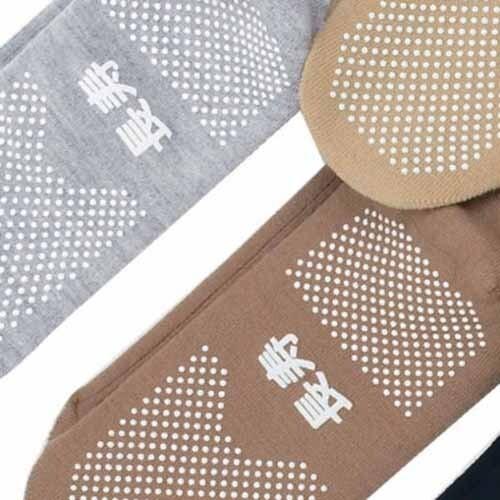 神戶生絲長壽 -紳士用防滑舒適短襪 男款短襪
