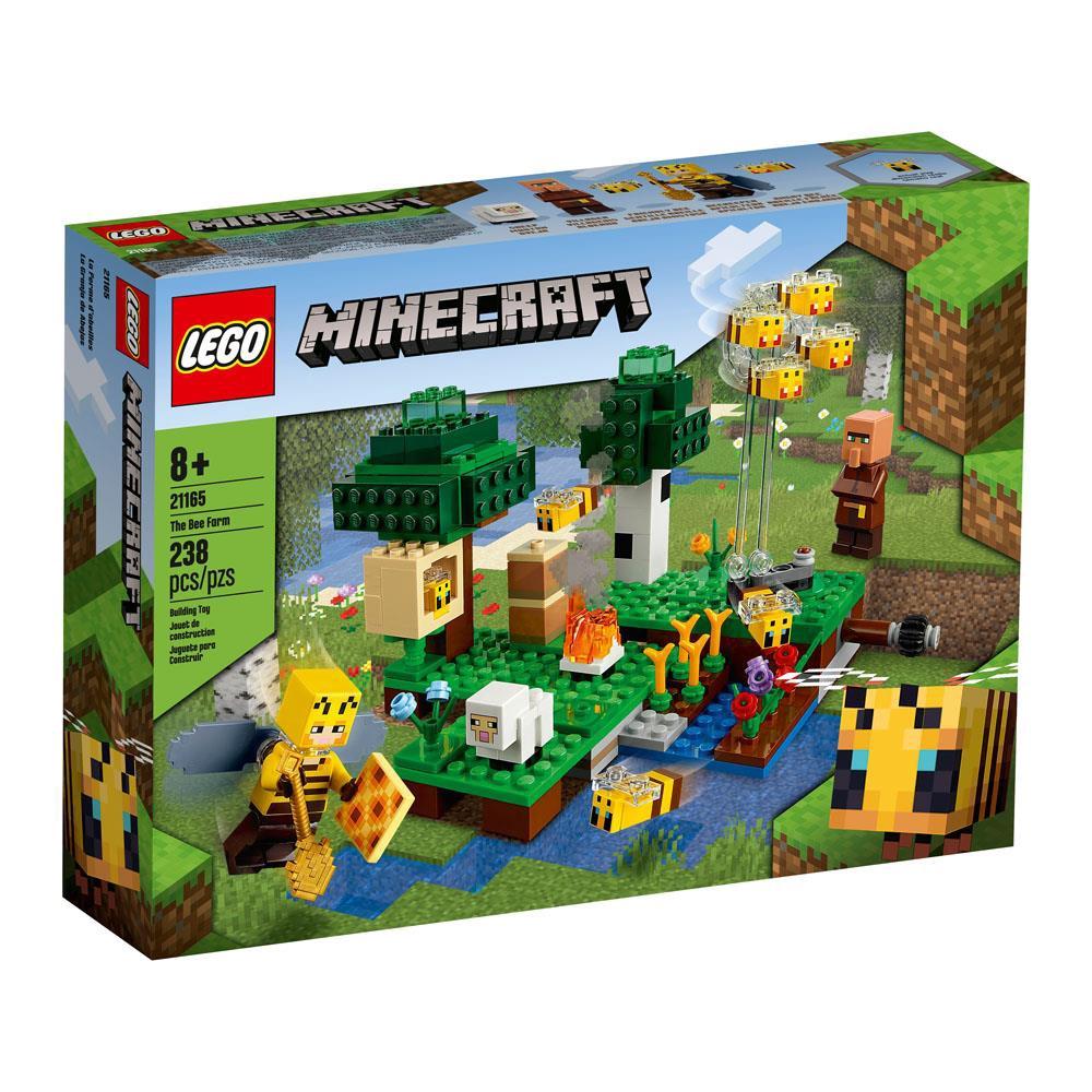 LEGO 21165 當個創世神系列 The Bee Farm【必買站】樂高盒組