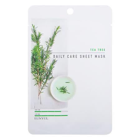 韓國EUNYUL植萃面膜-茶樹22g