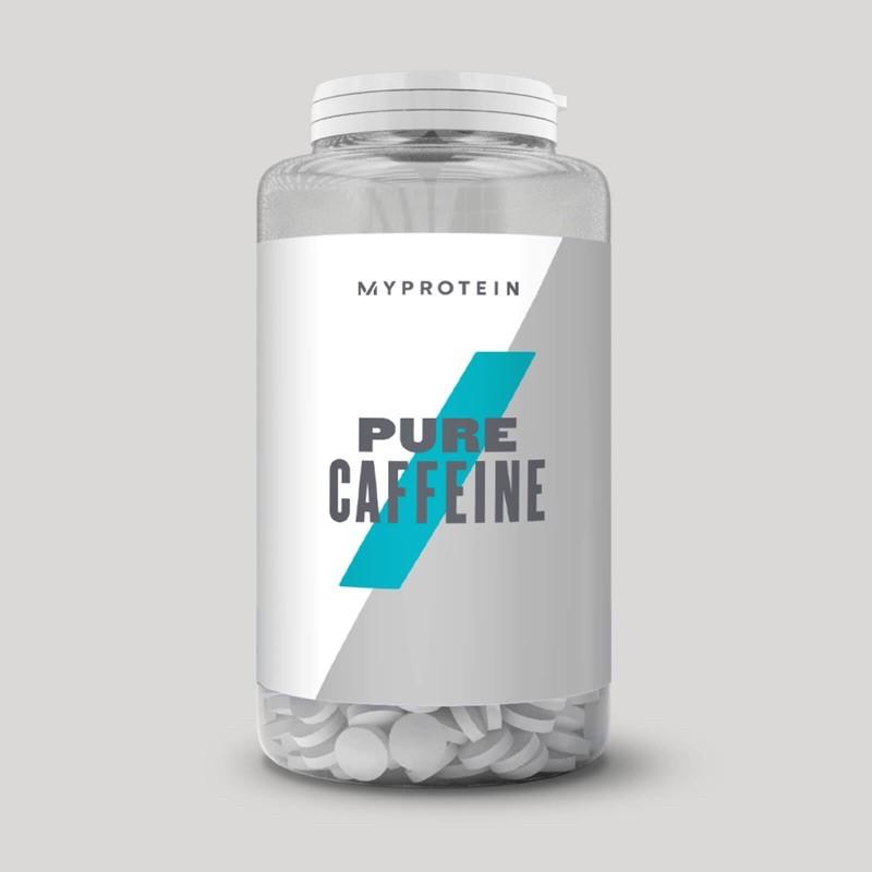 (現貨秒出)Myprotein 純咖啡因片 100片