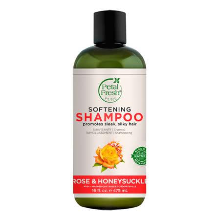 沛特斯有機成份忍冬玫瑰潔淨洗髮精475ml