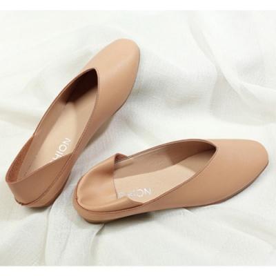 韓國KW美鞋館-(現貨)微醺傾心半拖懶人鞋(共1色)
