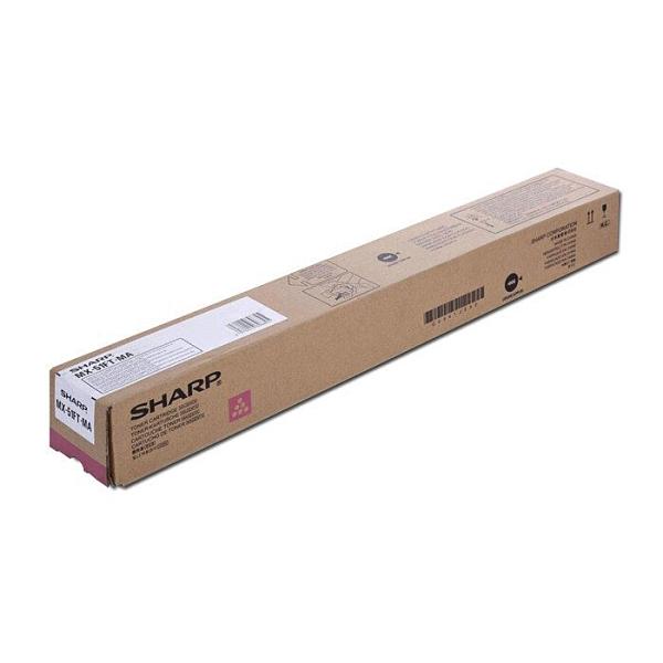 【含稅含運】SHARP 夏普 MX-51FT 紅色 原廠碳粉匣 MX4110N/5110N/4141N/5141N/MX-51FT-MA