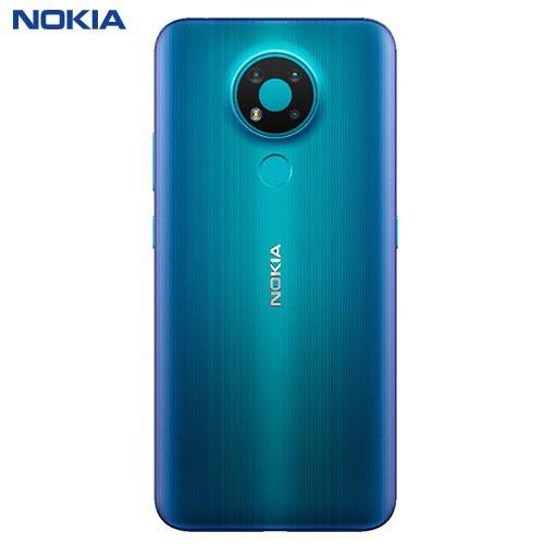 NOKIA 3.4 大螢幕3鏡頭智慧型手機-驚冰藍【愛買】