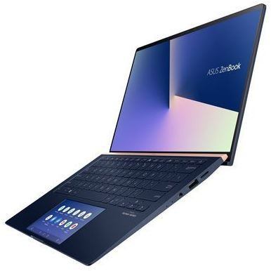 華創筆電@ASUS 華碩 UX434FQ-0052B10210U 14吋 藍(i5-10210U/MX350)全新直購