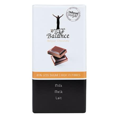 《倍樂思》無加糖牛奶巧克力100G