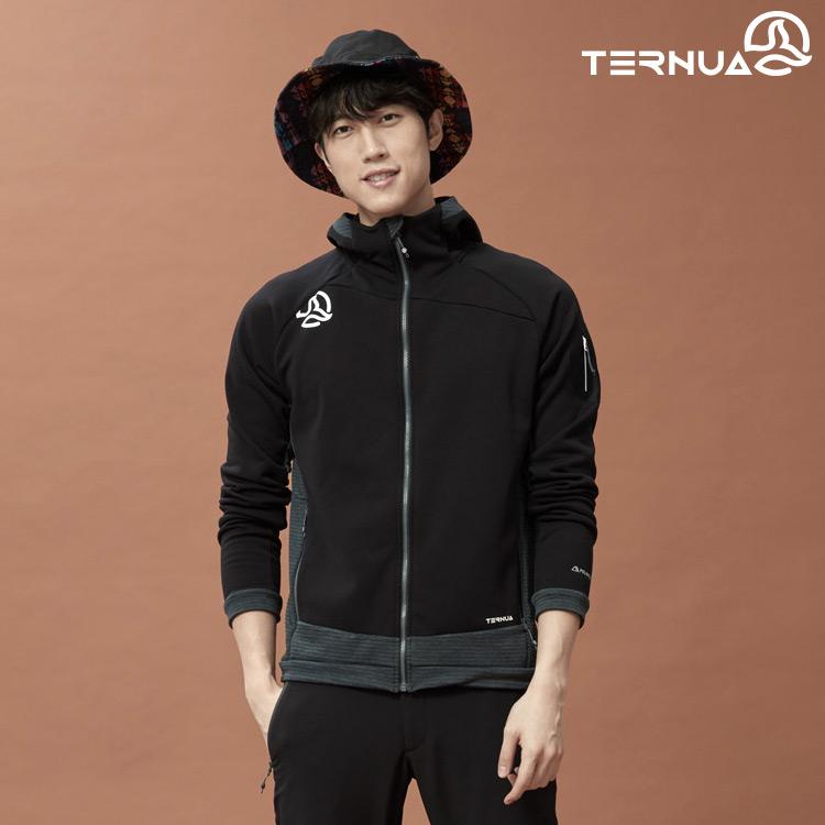 TERNUA 男 Power Stretch Pro 連帽保暖外套 1643523 AF