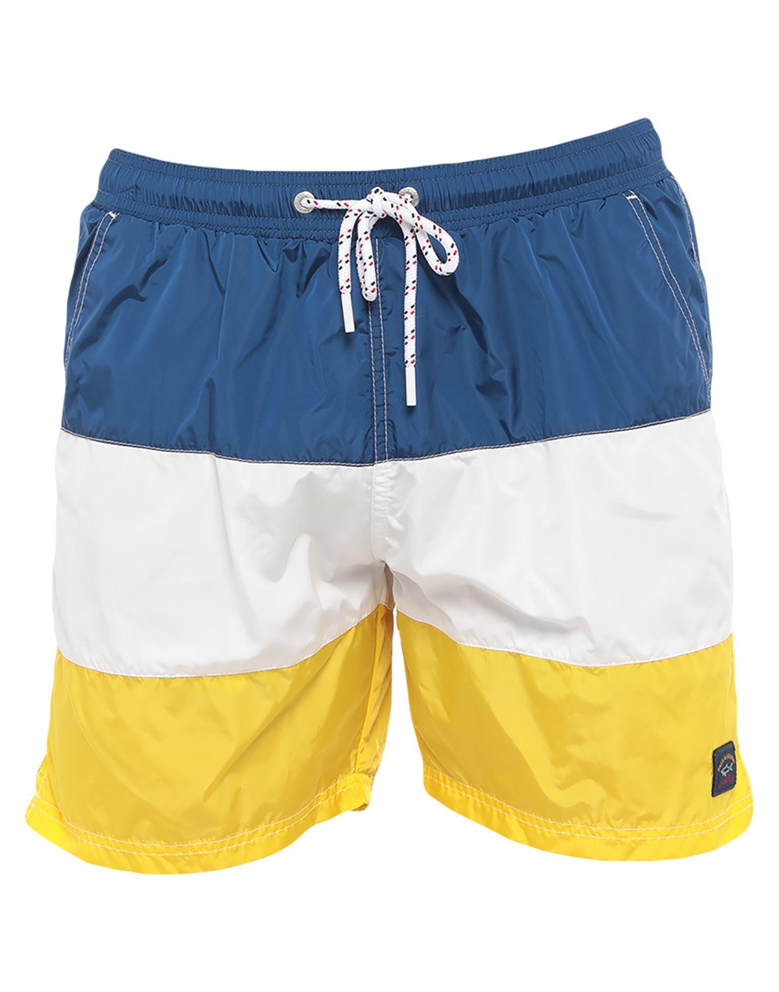 PAUL & SHARK Swim trunks - Item 47276906