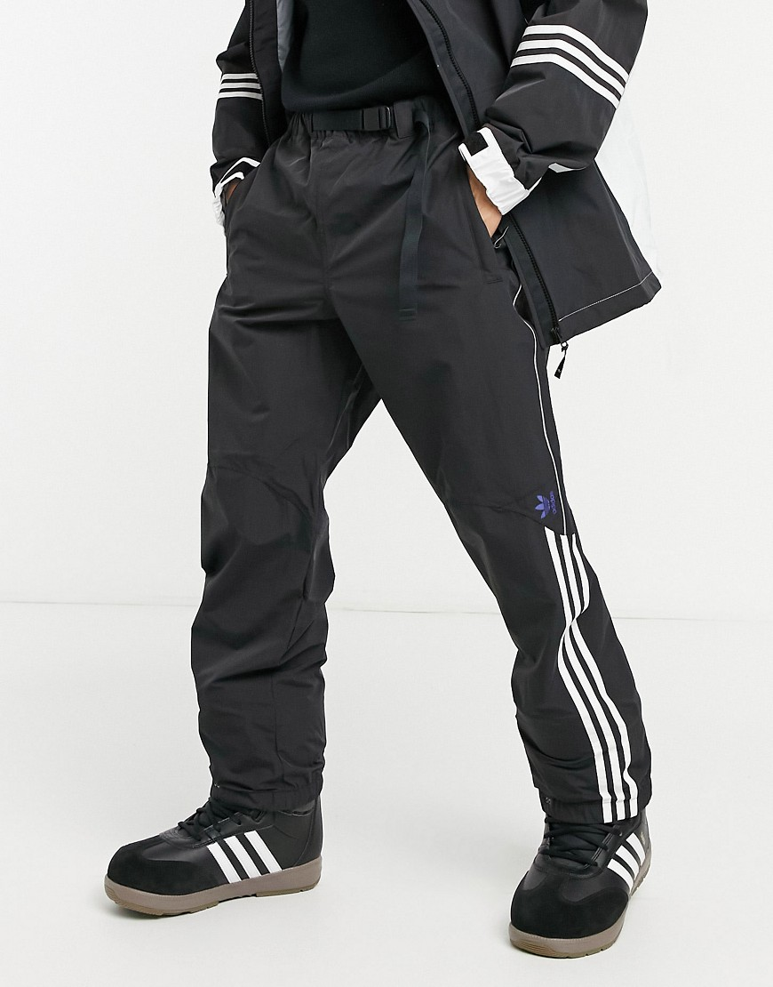 adidas Snowboarding Mobility snow pant in black