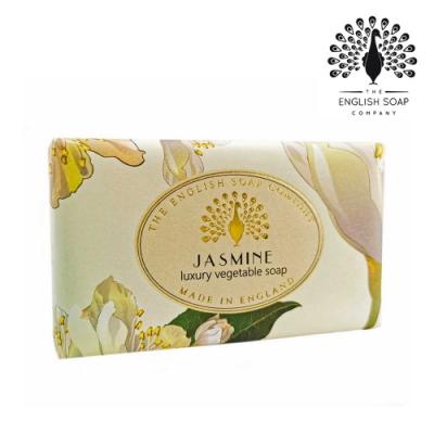 The English Soap Company 乳木果油復古香氛皂-茉莉 Vintage Jasmine 190g