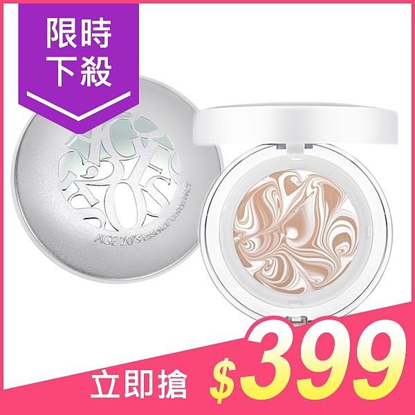 韓國 AGE 20 女神光鑽爆水粉餅(12.5g) 亮白色/自然色 兩款可選【小三美日】原價$1280