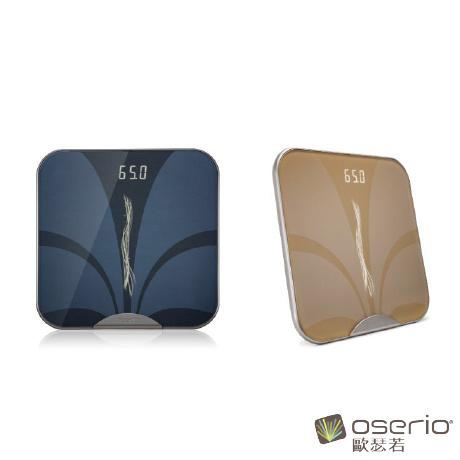 【歐瑟若Oserio】無線智能六合一體脂計 FTG-315(台灣研發製造。藍芽旗艦機種) (另有卡路里秤組合)