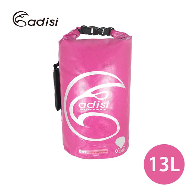 ADISI 圓筒雙肩防水袋 AS14043 S號13L / 城市綠洲(泛舟、戲水必備、日月潭渡泳、水上配件)